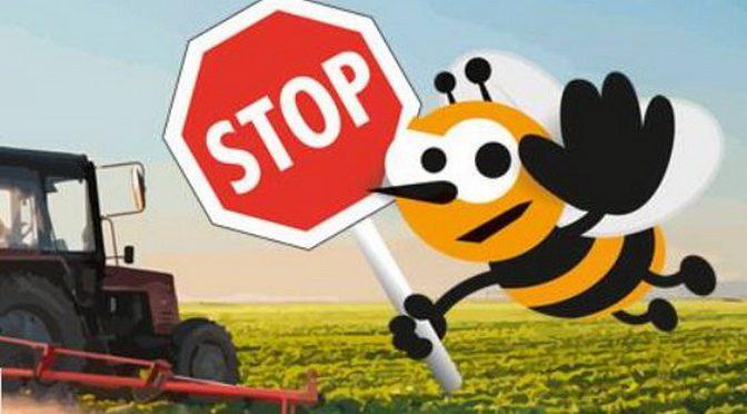 Stoppt das Bienengift