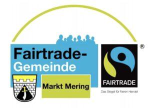 Siegel Fairtrade Gemeinde Mering